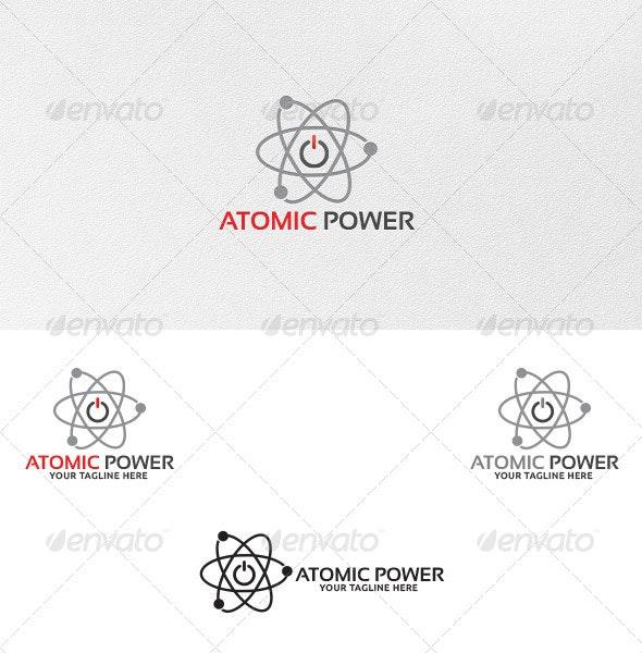 Atomic Power - Logo Template