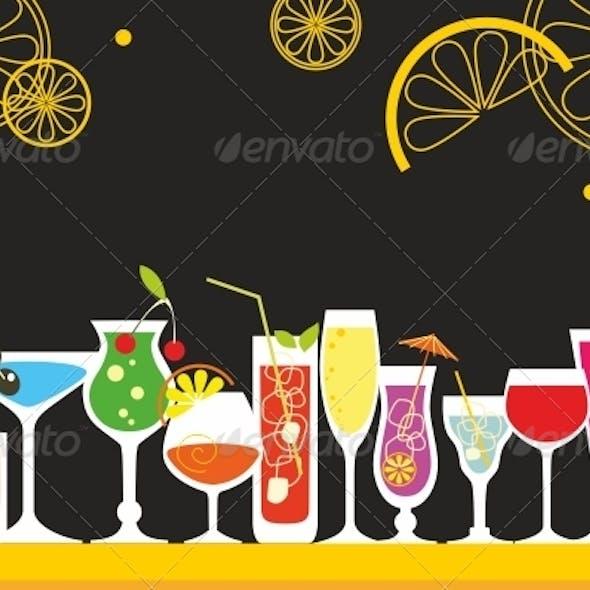 Party Cocktail Set