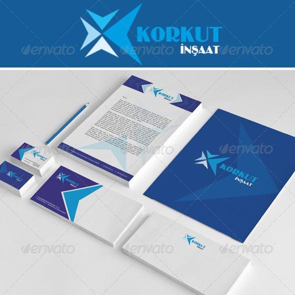 Download Korkut  Corporate Identity Package