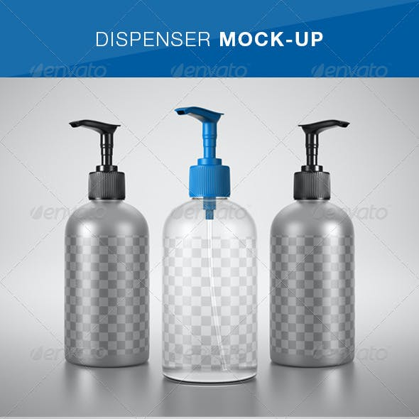 Dispenser Mock-Up