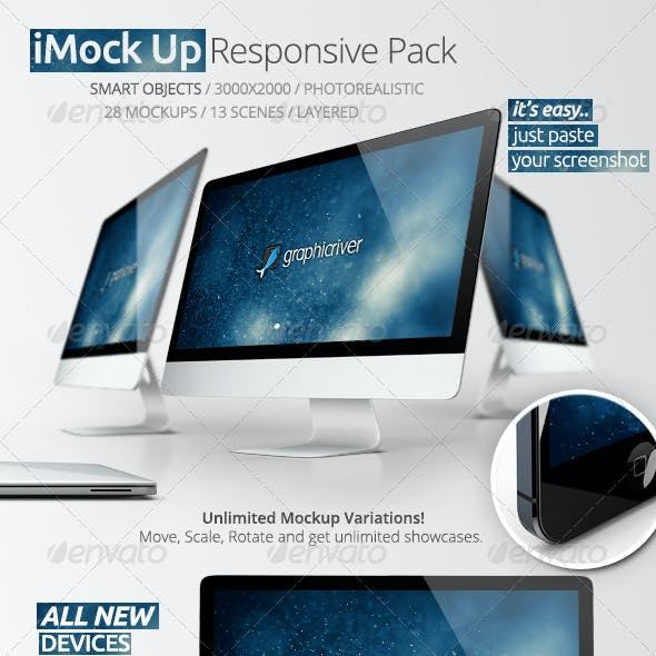 iMock Up Responsive Pack