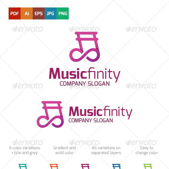 Download Musicfinity Logo