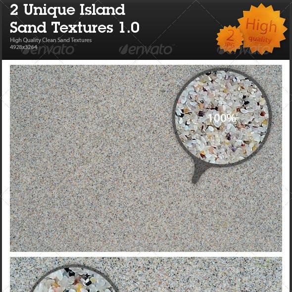2 Island Sand Textures 1.0