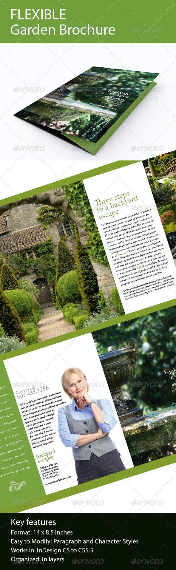 Garden Brochure - Corporate Brochures