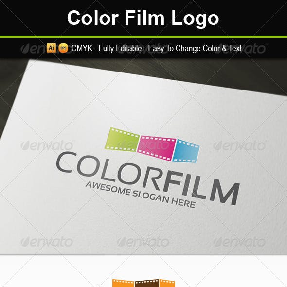 Color Film Logo