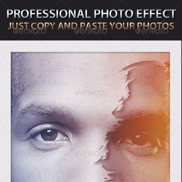 Photo Effect - Photo Template