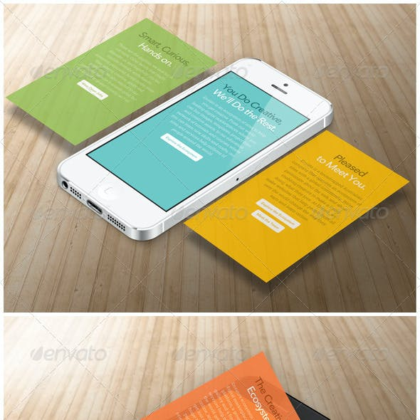 Phone App Showcase V2