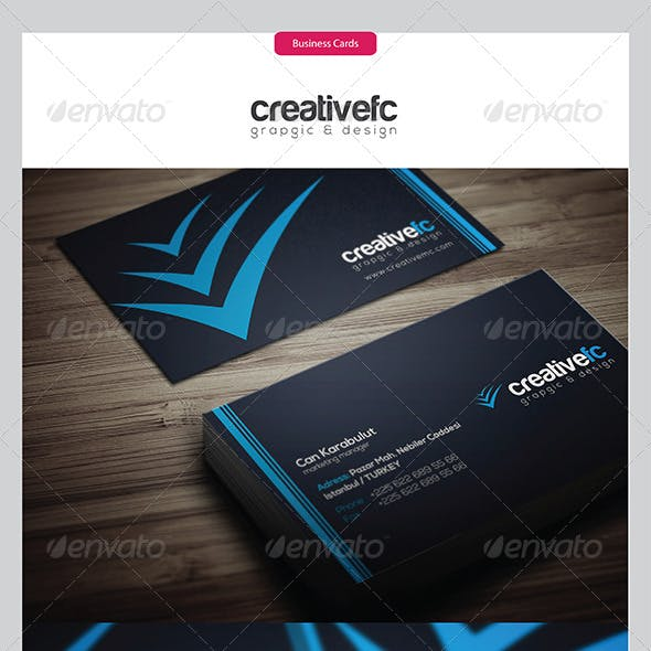 Corporate Business Cards 369