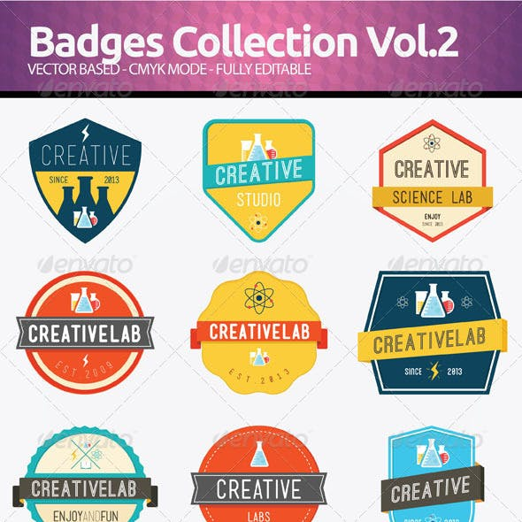 Badges Collections