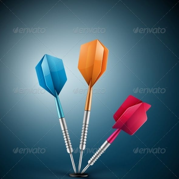 Three Darts