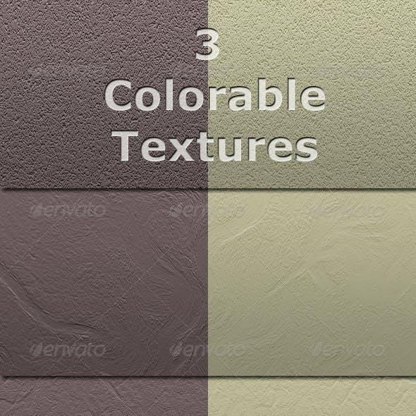 3 Seamless Tileable Wallpaper Textures