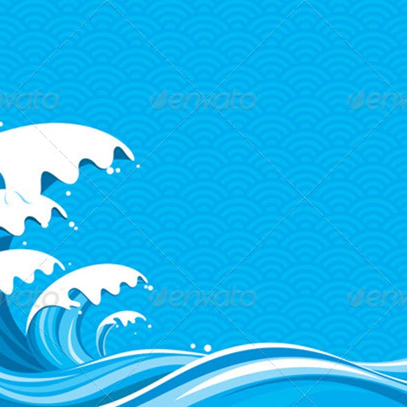 Surf Graphic
