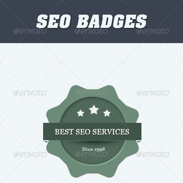 Ribbon Badges Graphics, Designs & Templates from GraphicRiver