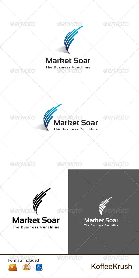 Market Soar Logo - Symbols Logo Templates