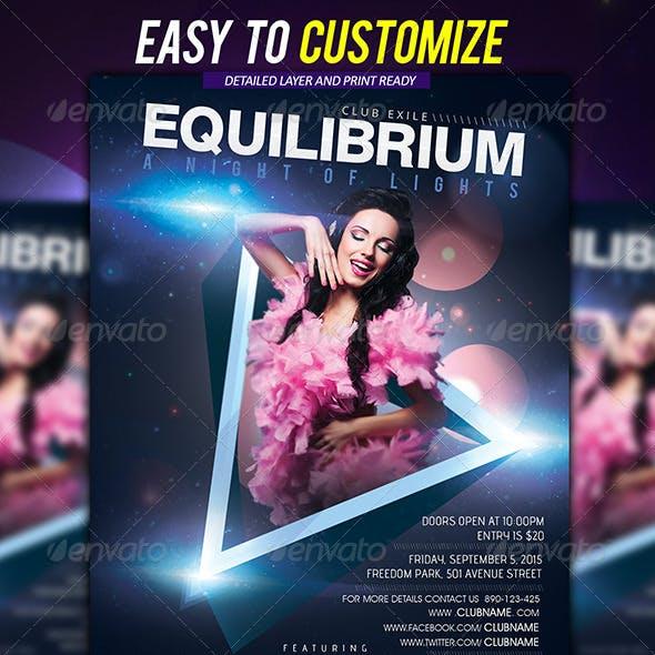 Equilibrium Night Flyer