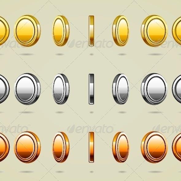 Rotational Coins