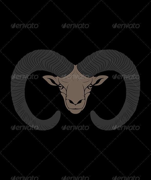 Ovis Mouflon