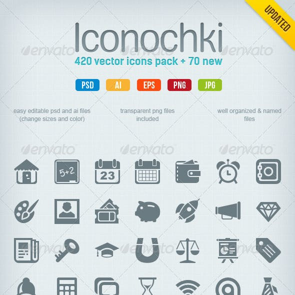 Iconochki Set