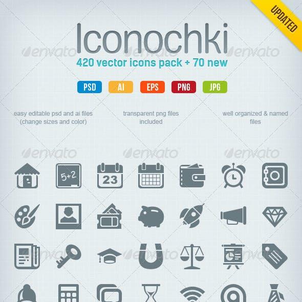 Iconochki Set