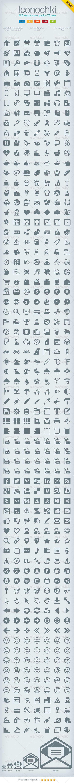 Iconochki Set - Icons