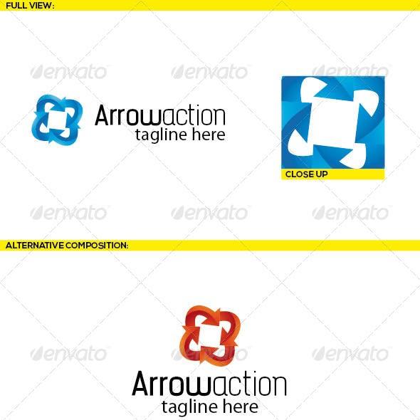 Arrowaction Logo