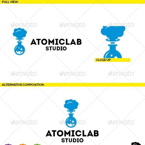Atomiclab Logo