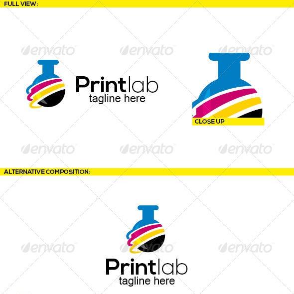 Printlab Logo