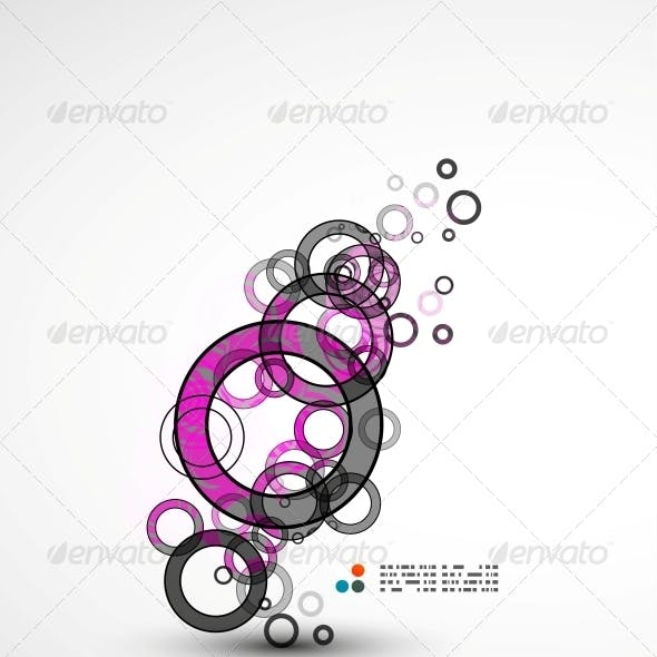 Download Abstract Circles Composition