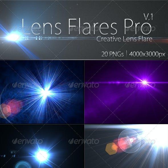 Lens Flare V.1