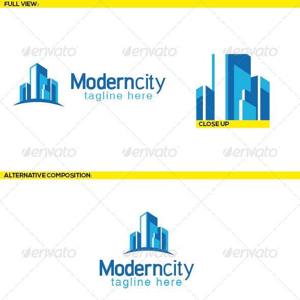 Download Moderncity Logo