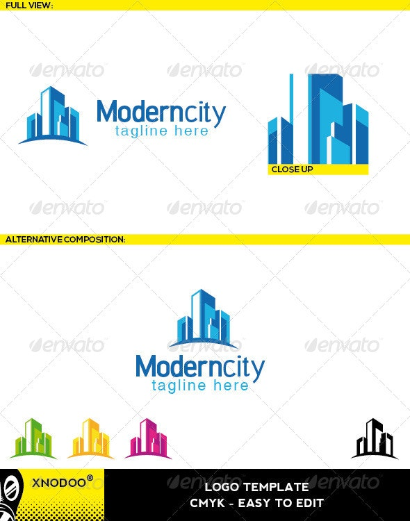 Moderncity Logo