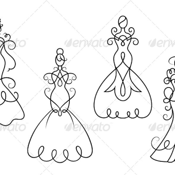 Elegance Woman Dresses