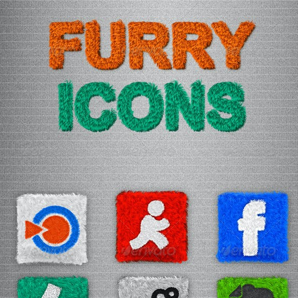 Furry Icons