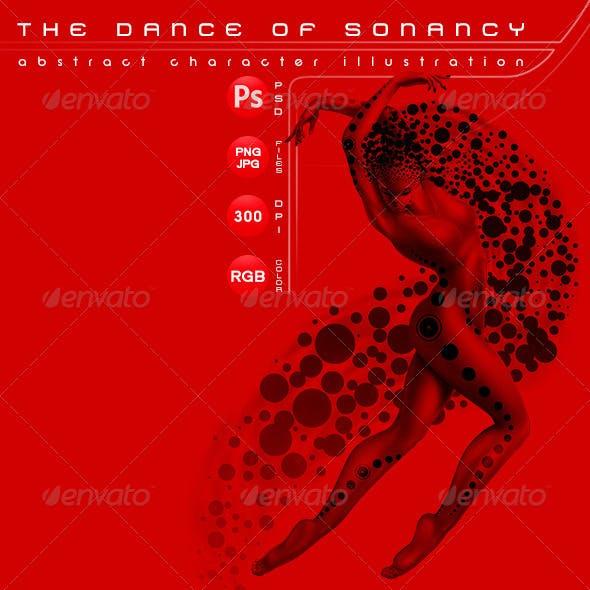 The Dance of Sonancy - Character Illustration