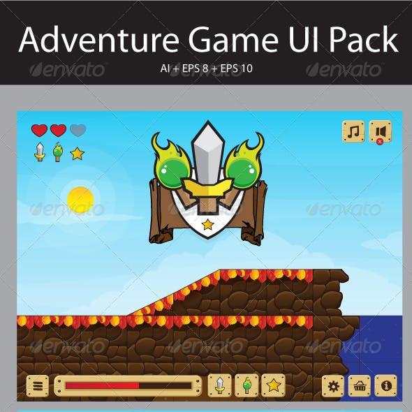 Adventure Game Ui