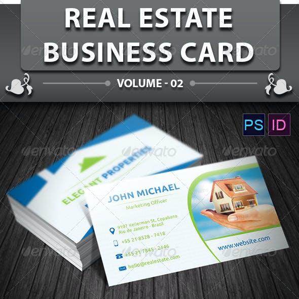 Real Estate Business Card v2