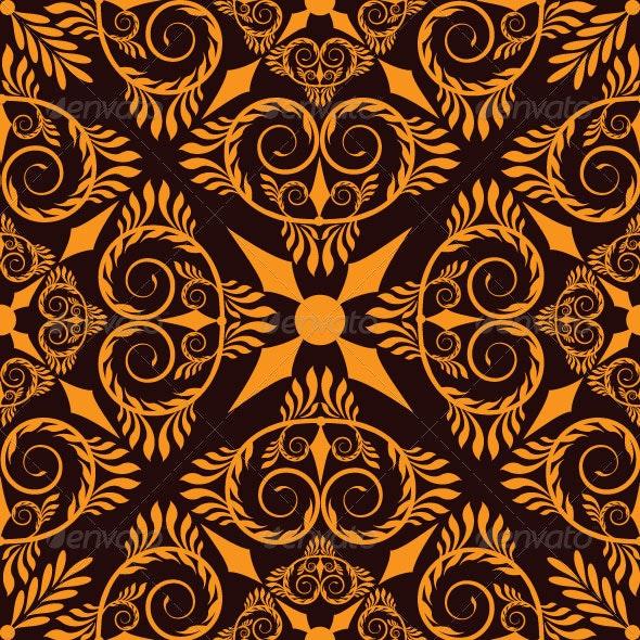 Seamless Classic Pattern 51