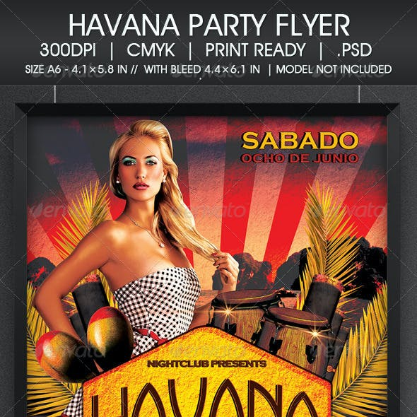 Havana Party