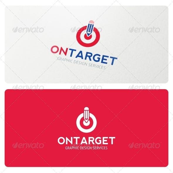 On Target Design Logo Template