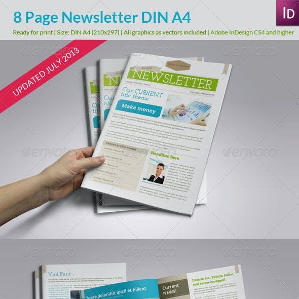 Newsletter Fresh Style