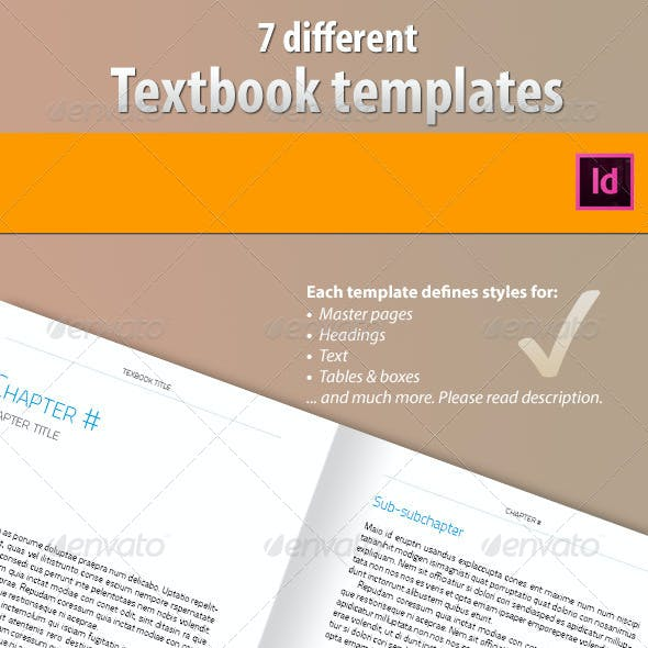7 Ebook Templates