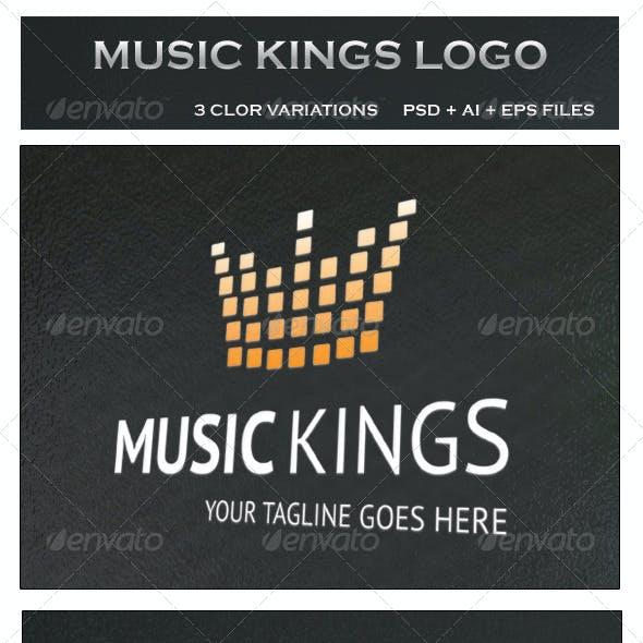 Music Kings Logo
