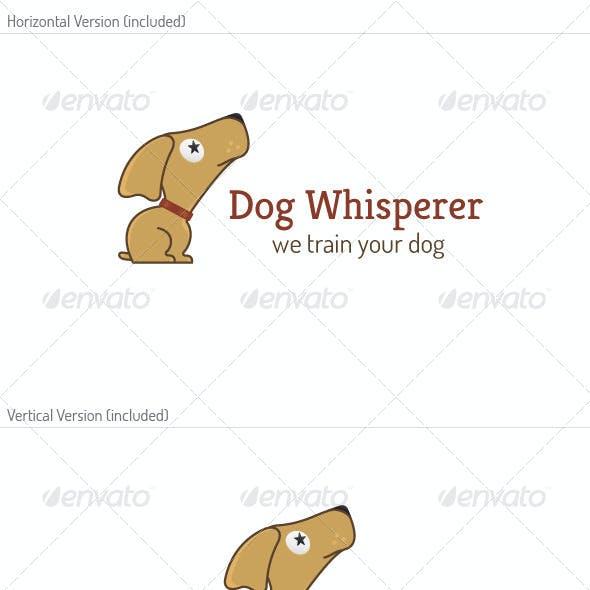 Dog Whisperer Logo