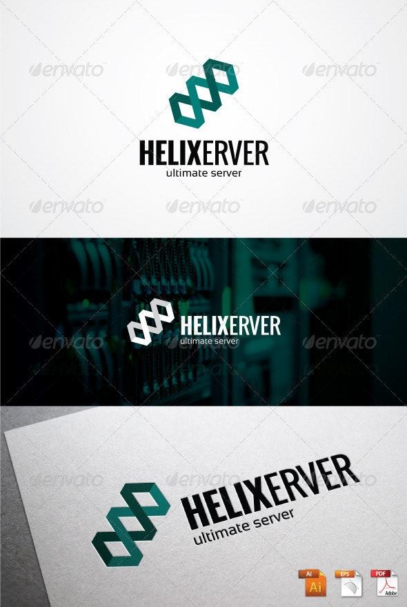 Helixerver Logo