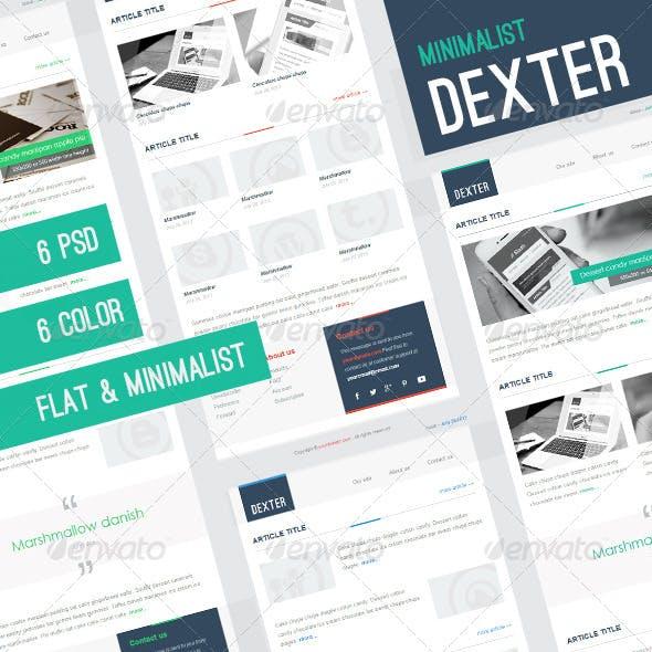 Dexter Mail