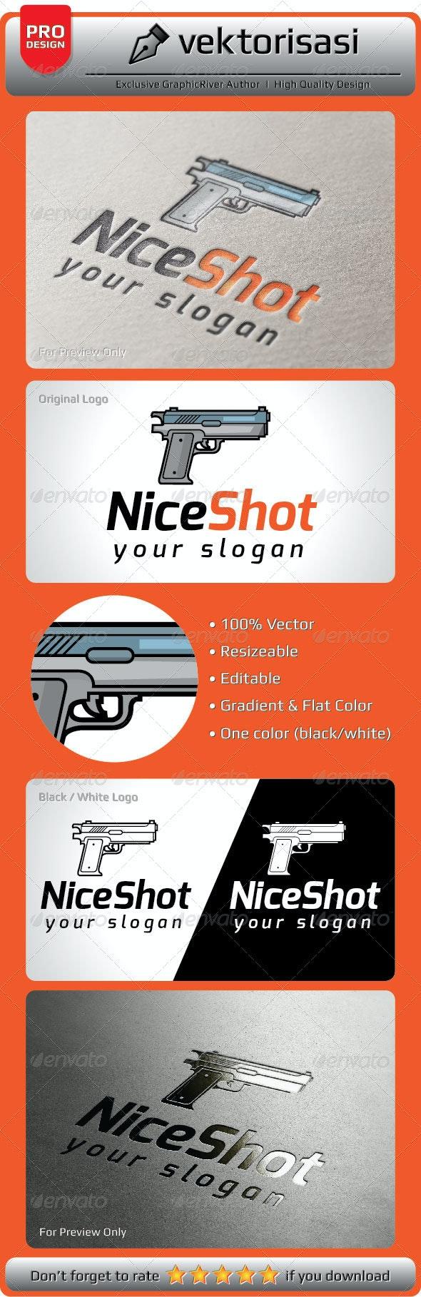 NiceShot Logo