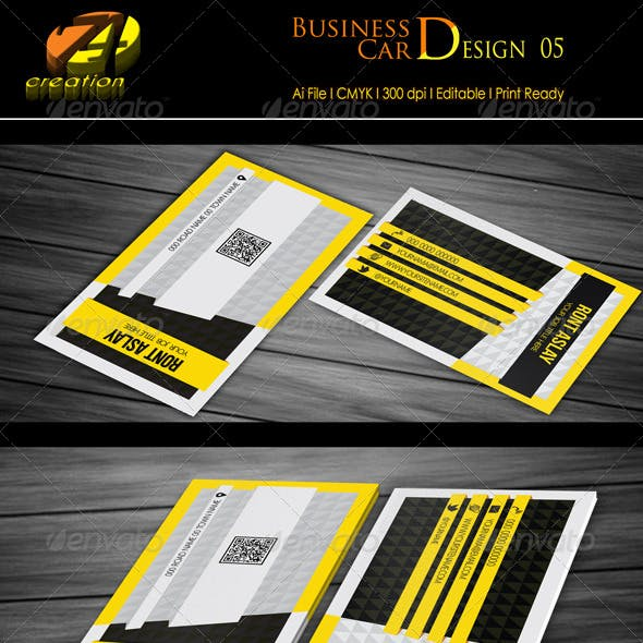 Business Card Creative