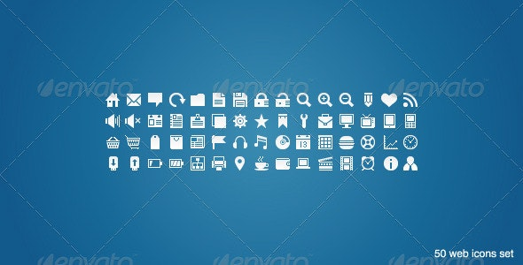 Web icons collection - Web Icons