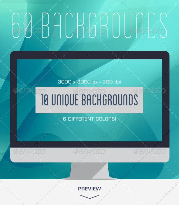 60 Abstract Curves Background - Business Backgrounds