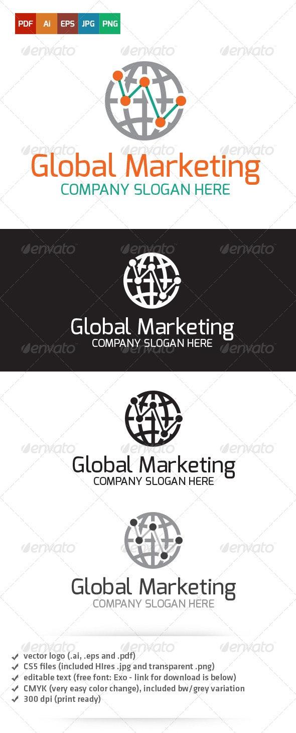 Global Marketing Logo